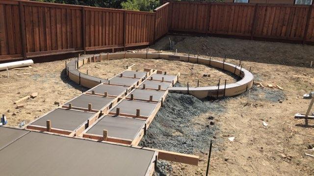 Concrete Flatwork in Hayward CA