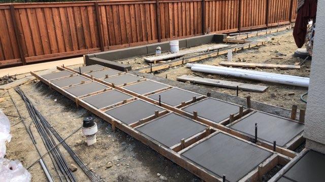Stamped Concrete Hayward CA