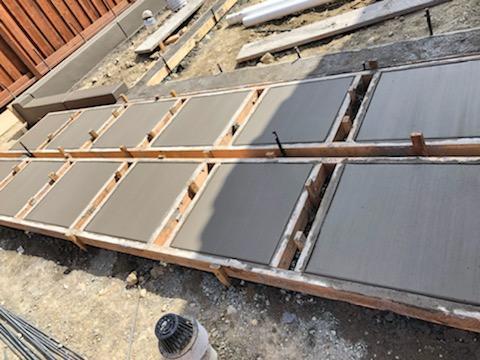 Concrete Slab Hayward CA