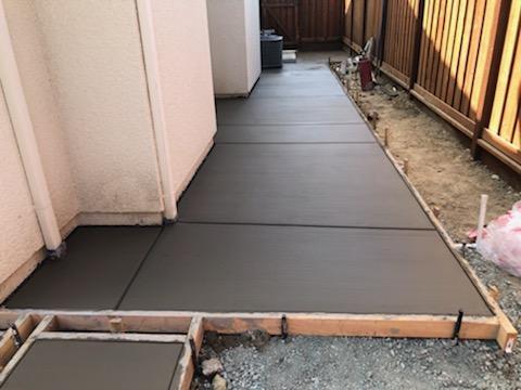 Concrete Walkway Hayward CA