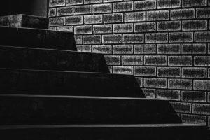 Image of concrete steps